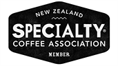 Coffee association members logo