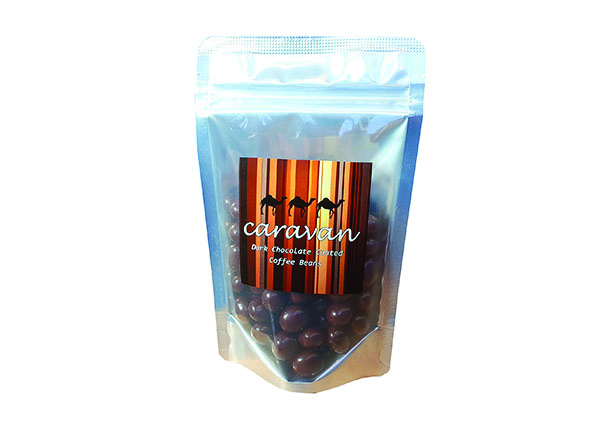 Chocolate Coated Coffee Beans 150g