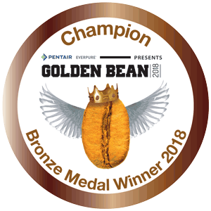 Bronze Golden Bean 2018