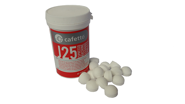 Cafetto J25 Tablets