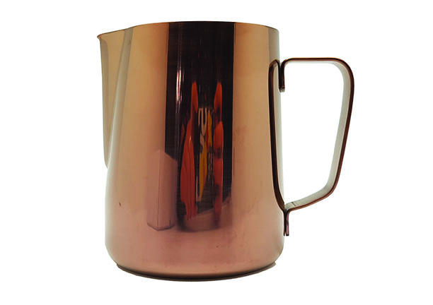 Milk Jug 600ml Copper