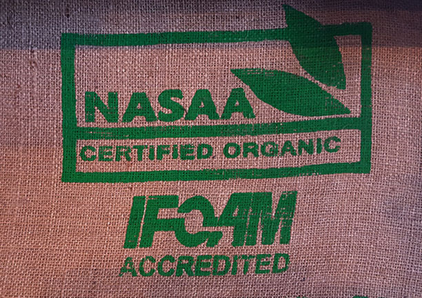 Pascolo Certified Organic Coffee