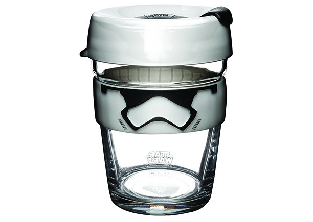 Keep Cup 12oz Stormtrooper Glass